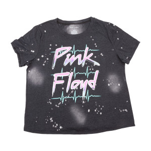 Pink Floyd Graphic Plus Size Womens T-shirt