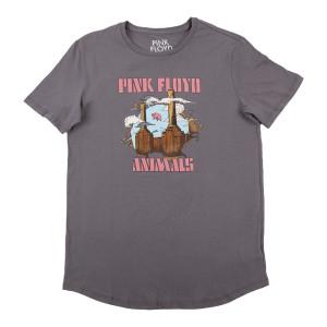 Pink Floyd Animals Grey T-shirt