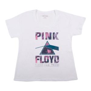 Pink Floyd 1972 US Tour Ladies T-shirt