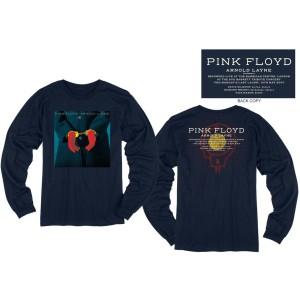 Pink Floyd Arnold Layne Navy Longsleeve T-shirt