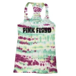 Women's Tie-Dye Piper Logo Tank Top