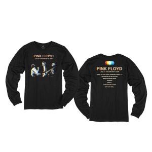 Pink Floyd Live at Knebworth 1990 Tracklist Longsleeve