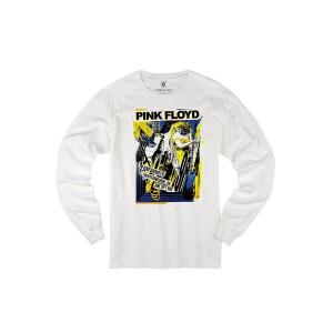 Pink Floyd Live at Knebworth 1990 White Longsleeve