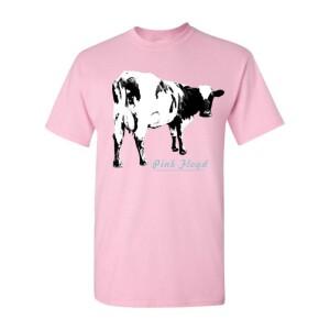 Atom Heart Mother Cow T-Shirt