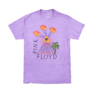 Pink Floyd Pyramid Eye Purple T-Shirt