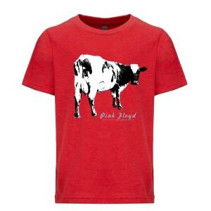 Atom Heart Cow Youth Tee
