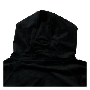 Pink Floyd Dark Side Velour Hooded Pullover Black