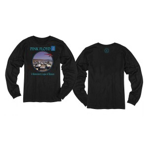 Pink Floyd A Momentary Lapse Of Reason Cover Longsleeve T-Shirt