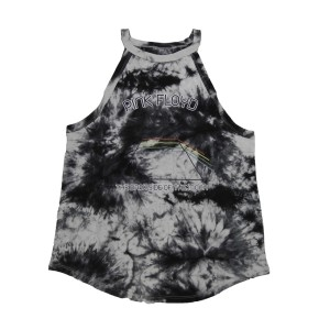 B&W Tie Dye Dark Side Tank
