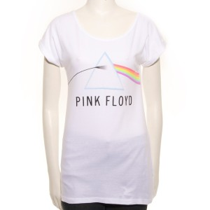 Ladies Back Strap Prism T-Shirt