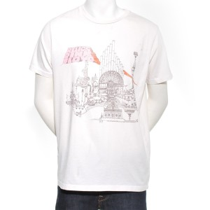 Relics Hand-Drawn T-Shirt