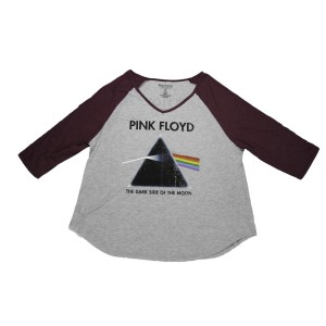 Women's Dark Side Rose Raglan