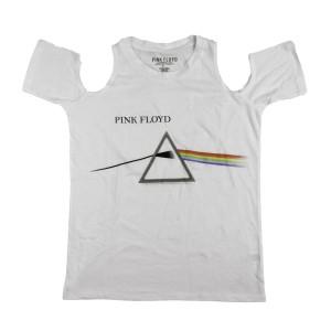 Women's Cold Shoulder Dark Side T-Shirt