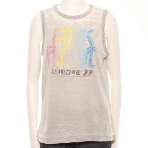 Vintage Faded Europe '77 Tank Top
