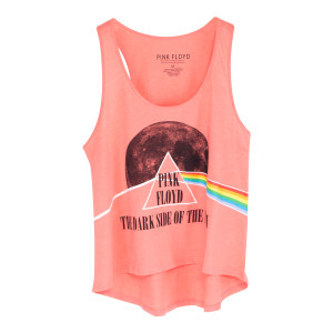 Pink Dark Side of the Moon Tank