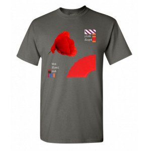 The Final Cut Cornered Poppy T-Shirt