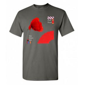 The Final Cut Cornered Poppy T-Shirt