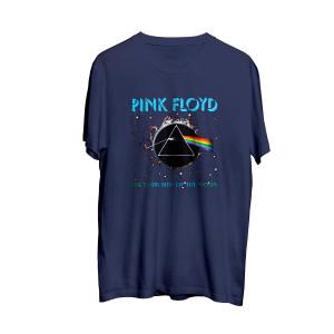 Pink Floyd Dark Side of the Moon Blue T-shirt