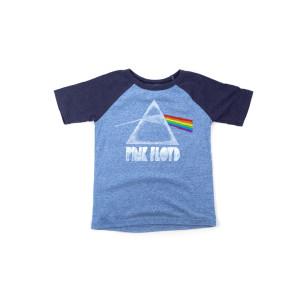 Pink Floyd Grey and Black Boys T-shirt