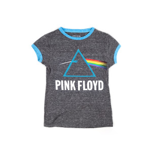 Pink Floyd Dark Side Prism Kids Grey T-shirt