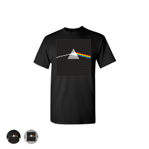 Prism Variations: Bit Byte T-Shirt