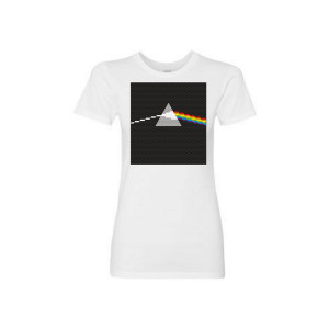 Prism Variations: Women's Bit Byte T-Shirt