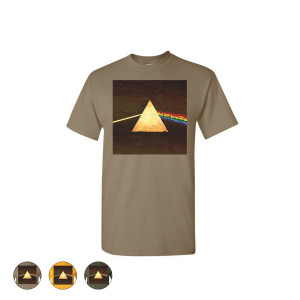 Prism Variations: Broken Glass T-Shirt