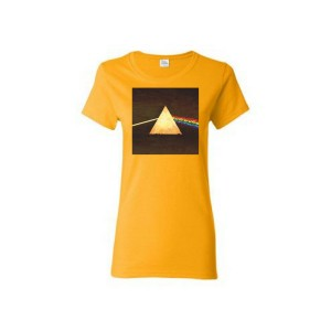 Prism Variations: Women's Broken Glass T-Shirt