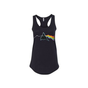 Prism Variations: Women's Distortion Racerback