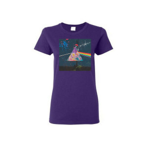 Prism Variations: Women's Swirl T-Shirt