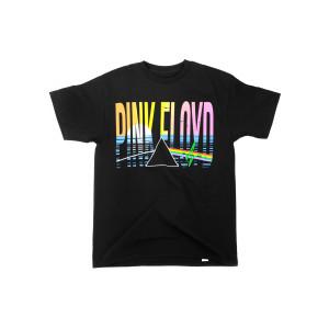 Pink Floyd Ocean Sunset Boys Black T-shirt