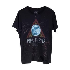 Pink Floyd 1973 Moon Graphic T-shirt