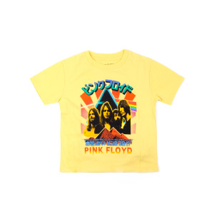 Pink Floyd Pyramid Logo Girls T-Shirt