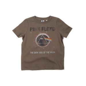 Pink Floyd Prism Splatter Logo Toddler Ringer T-shirt