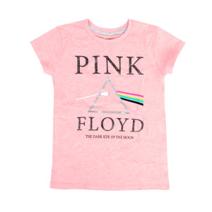 The Dark Side of the Moon Pink Youth T-Shirt