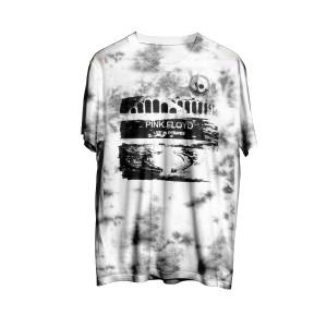 Live In Pompeii Dark Tie-Dye T-Shirt