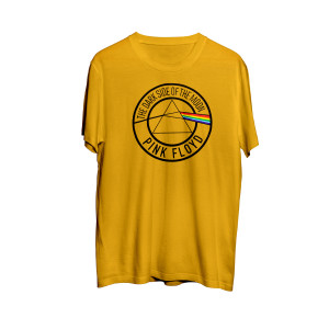 The Dark Side Of The Moon Yellow T-Shirt