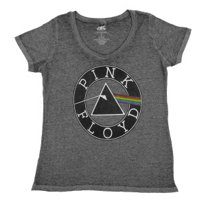 Dark Side of the Moon Juniors Plus Size T-shirt