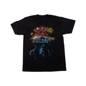 Dark Side of the Moon Solar System Heavy T-Shirt