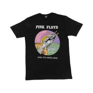 Pink Floyd Wish You Were Here Album Art T-Shirt
