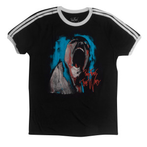 The Wall North American Tour 1980 Soccer Tee