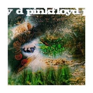 Pink Floyd - A Saucerful Of Secrets (Mono) LP