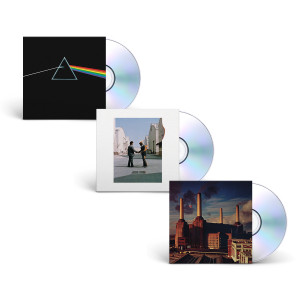 Pink Floyd Essential CD Starter Pack