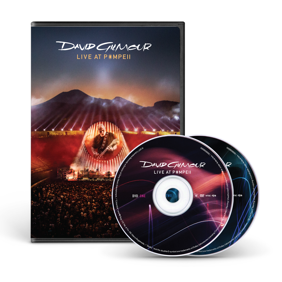 Live At Pompeii - 2-DVD Set