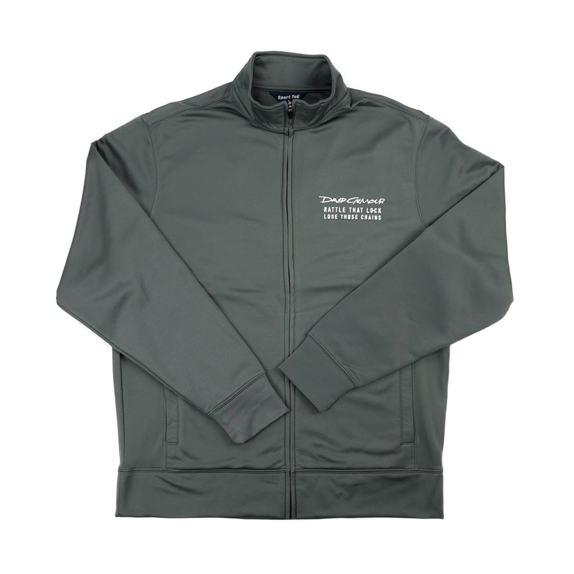 Rattle That Lock US Zip Up Track Jacket