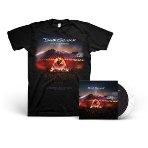 Live At Pompeii - 2-CD + T-Shirt Bundle