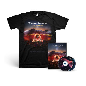 Live At Pompeii - DVD + T-Shirt Bundle