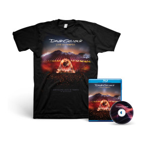 Live At Pompeii - Blu-Ray + T-Shirt Bundle