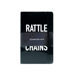 Rattle That Lock Moleskine Notebook