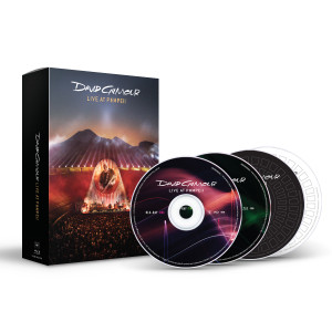 Live At Pompeii - Deluxe Edition 2-CD/2 Blu-Ray Box